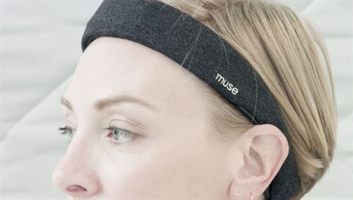 Muse unveils a sleep meditation headband