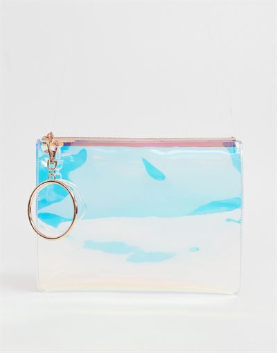 Monki zip case in holographic