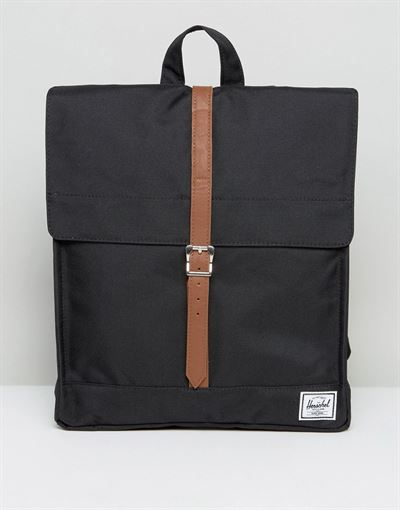 Herschel Supply Co city backpack in black