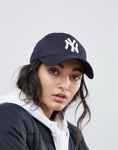 New Era 9forty NY navy cap