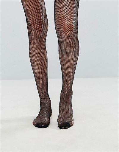 ASOS DESIGN small fishnet tights
